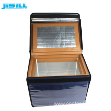 PU foam vacuum insulation panel cool cooler box